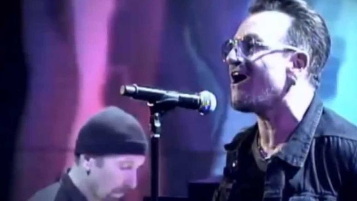 U2 New - Songs of Innocence- Acoustic Session of - Every  Breaking Wave ...