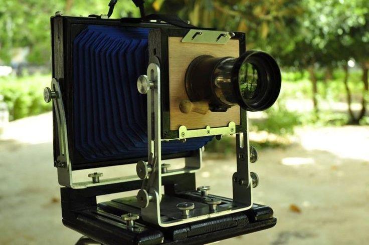Folding Camera MCRCameras 4x5 inc, 10x12,5 cm+1 Chaissi X Collodion Photography | Fotografia e video, Fotografia analogica, Fotocamere analogiche | eBay!