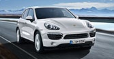 Porsche Cayenne S Hybrid... I have a little under 8 years to make this happen :-)