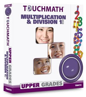 Upper Grades Touch Math Multiplication and Divison Review