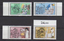 BRD / Jugend: Handwerksberufe. / MiNr. 1274-1277  | Zu verkaufen auf Delcampe