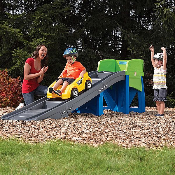 Hire Roller coasters for kids events from BiemBie Maxi Roller Coaster#3