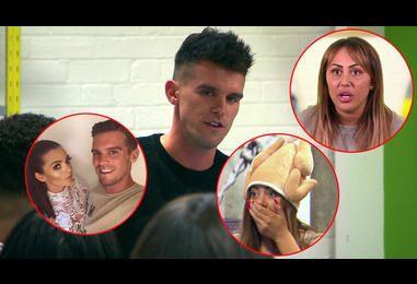 Geordie Shore Spoiler Video: Gaz Beadle Drops A Relationship Bombshell On The House As He Finally Returns Following Emma McVey Split | MTV UK