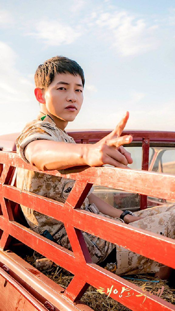 #DescendantsOfTheSun -