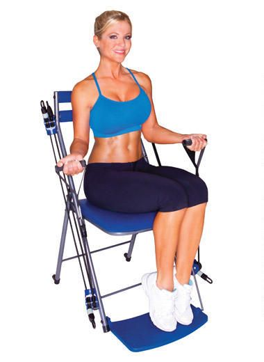 Exercises With Resistance Bands Chair Exercises And Gym