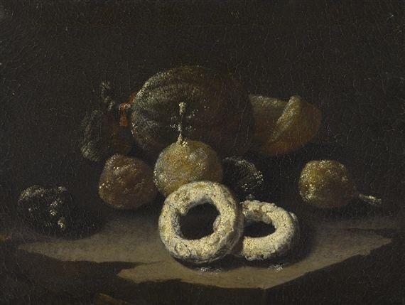 STILL LIFE OF SUGARED FRUITS - Giuseppe Recco
