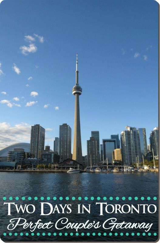 You can enjoy the perfect couple's getaway in Toronto in just two days. Don't believe it? Keep reading and I'll show you what we did...   #seetorontonow #visittoronto #toronto #couplesgetaway