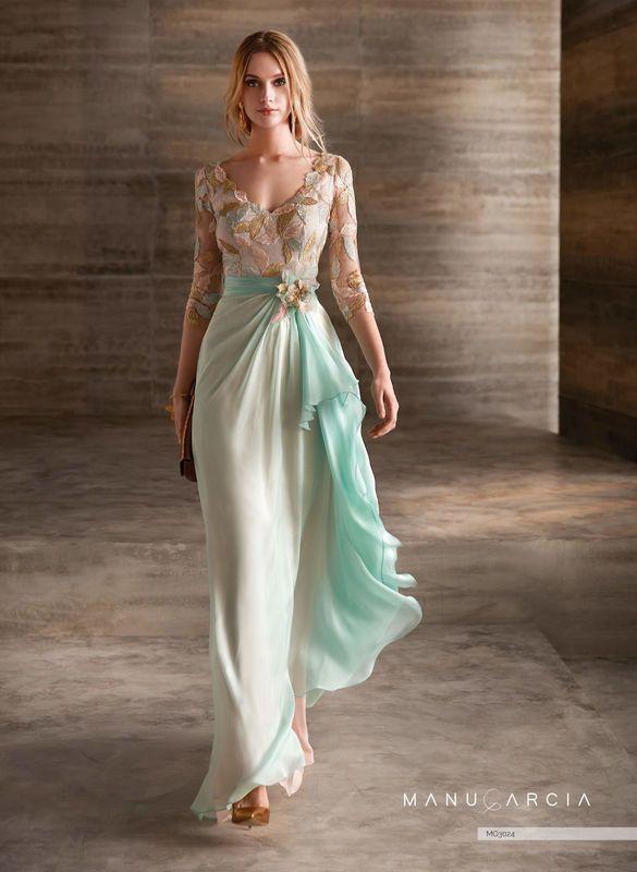 Vestidos de novia manu garcia 2019