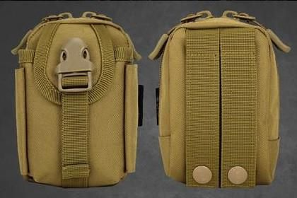 Molle Bag System Accessory Bag - 7 Color Options