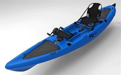 NEW Riot Pedal Kayak