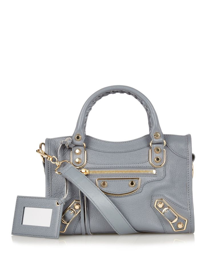Balenciaga Giant Mini City Grey
