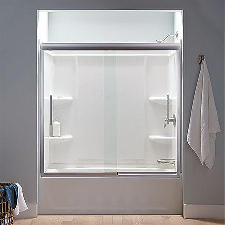 Best 25+ Bathtub surround ideas on Pinterest | Bathtub ...