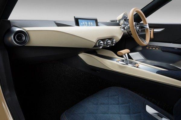 2013 Nissan IDx Freeflow Luxury dashboard 600x399  2013 Nissan IDx Freeflow Complete with Images & Video