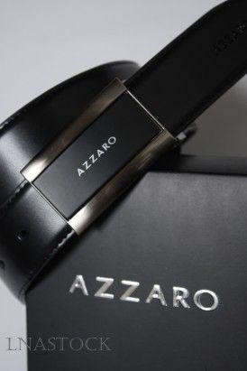 Ceinture cuir homme Azzaro ref.52468MT