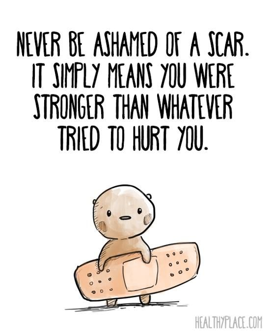 You're stronger than you realize.