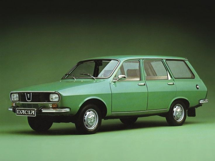 Dacia 1300 Combi 1972-1979 (R12)