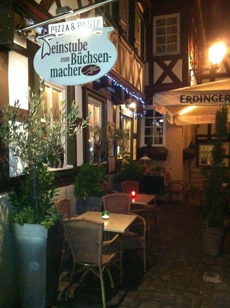 Bistro Bar Da Pino Zum Bchsenmacher Mein Lieblings Italiener In Town