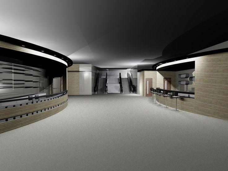progetto stazione metro 2016