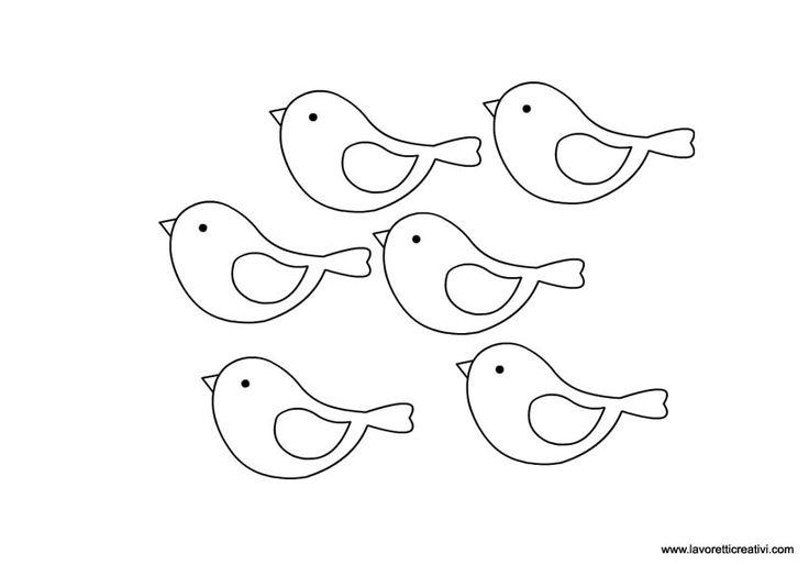 uccellini di carta - Cerca con Google