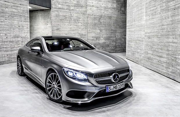 Nouvelle Mercedes Classe S Coupé: vraiment éblouissante!