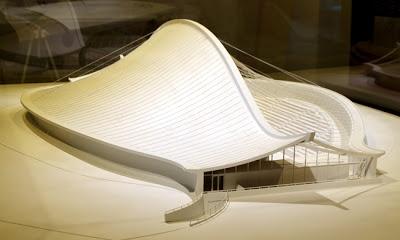 Eero Saarinen at the Museum of Design Atlanta (MODA) www.wanderlustATLANTA.com