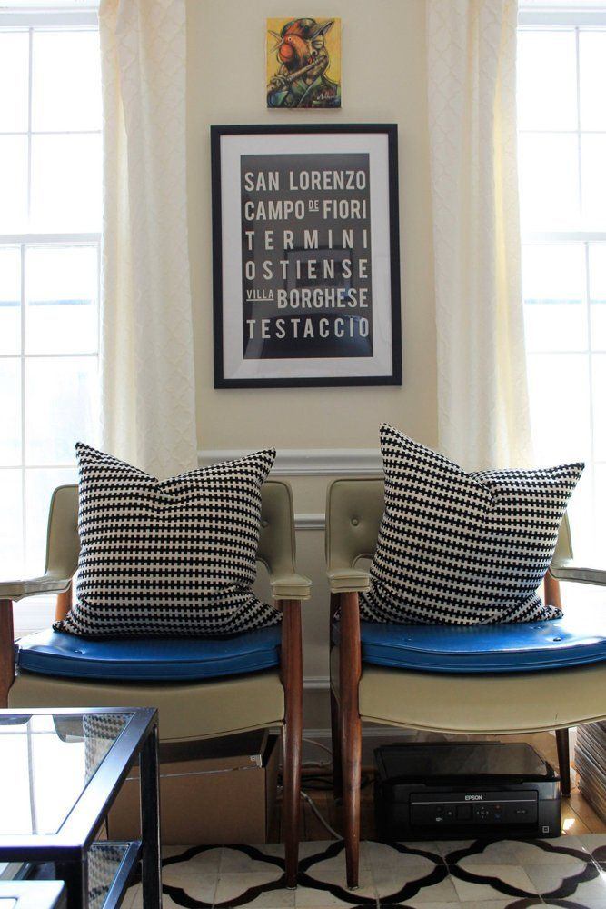 House Tour: A 600 Square Foot DC Rental | Apartment Therapy