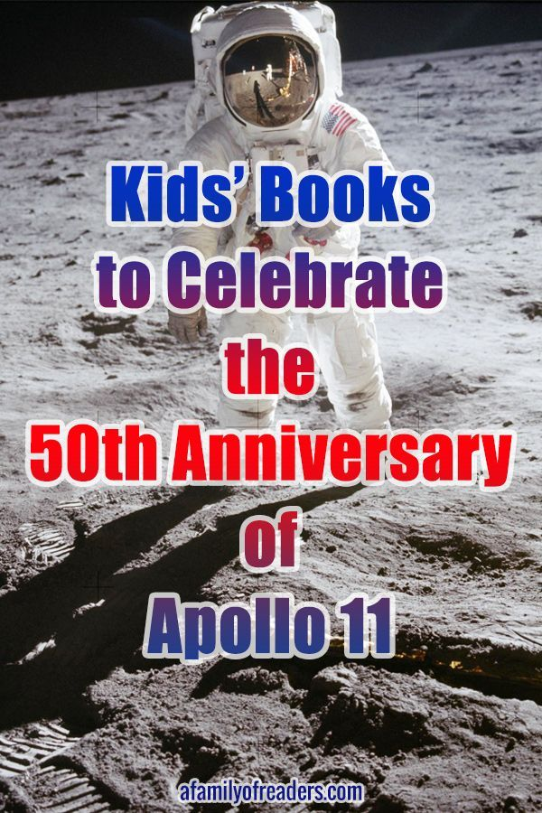 Children's Books to Celebrate the 50th Anniversary of the