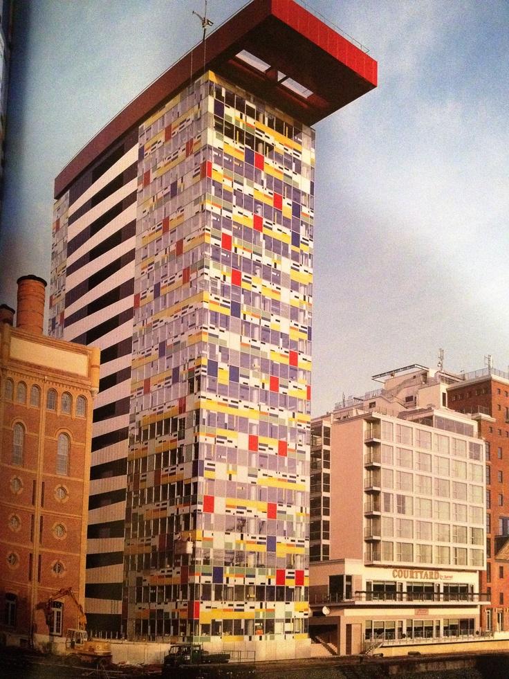 Will Alsop - Harbour Tower Colorium, Dusseldorf - 2001