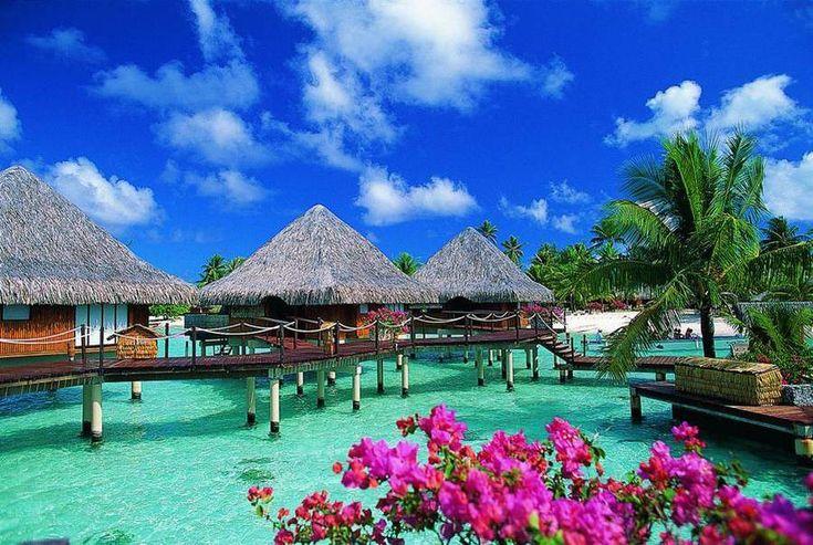 Hotel Four Seasons Hotel, Bora Bora