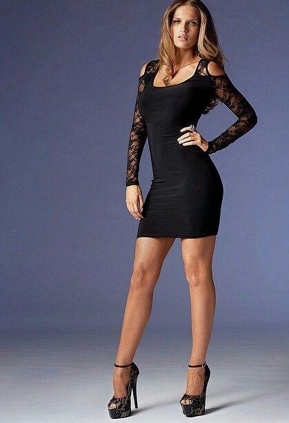 Pin On Celebrity Little Black Dress Style