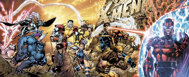 The Greatest Comic Book Ever! In 1991, Lee helped launch a second X-Men series simply called X-Men (volume 2), not only as the artist, but also as co-writer with Claremont. X-Men #1 (vol 2) is still the best-selling comic book of all-time with sales of over 8.1 million copies (and nearly $7 million), according to a public proclamation by the Guinness Book of World Records at the 2010 San Diego Comic-Con.