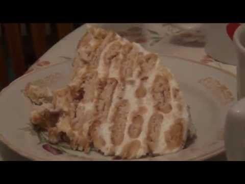 Торт без выпечки за 30 минут