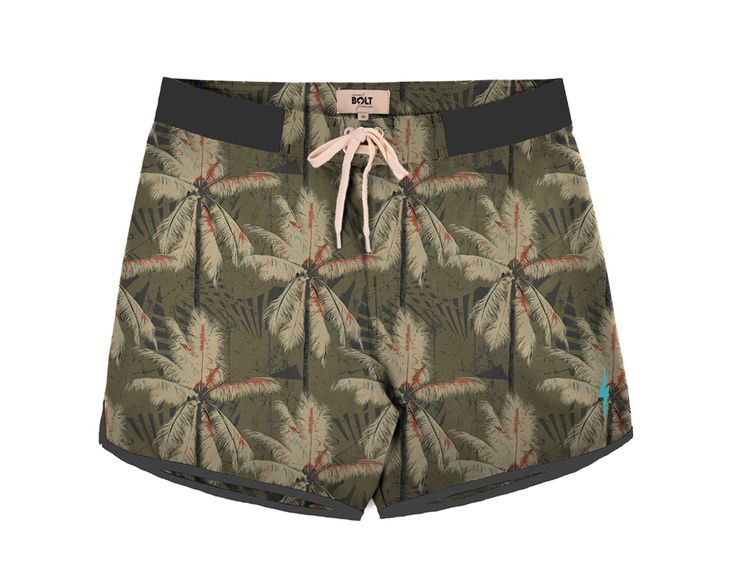 Jungle Boardshort - MAN COLLECTION - Boardshorts - Lightning Bolt