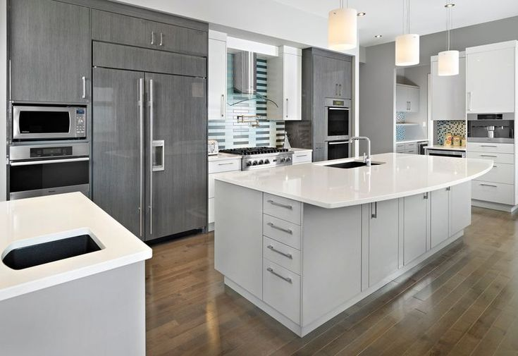 Here are some considerations to help about gray kitchen cabinets. More Ideas : https://goo.gl/Zqwqat