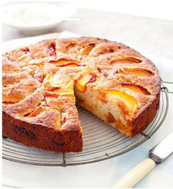 Summer Peach Cake America S Test Kitchen