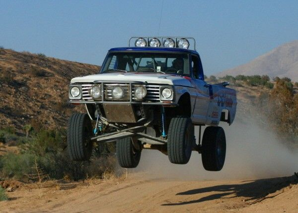 Cc 70s Ford Prerunners
