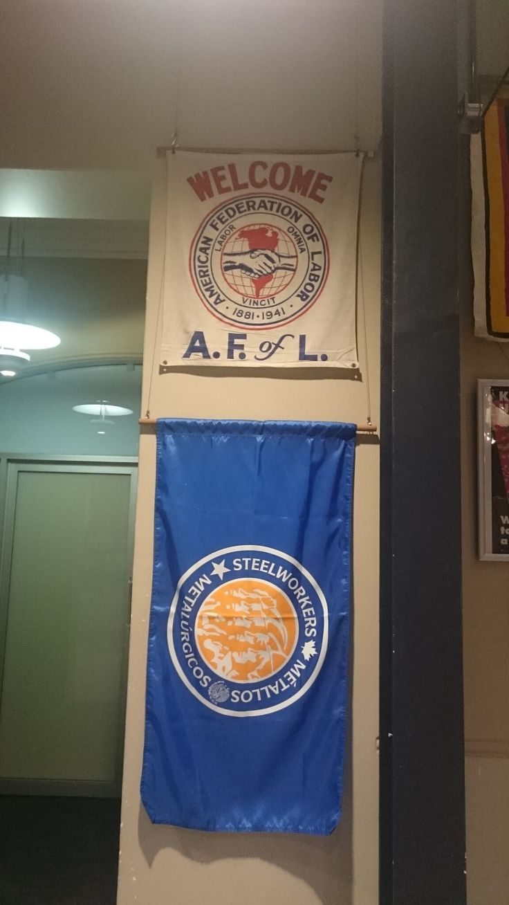AFL welcome and Argentine Steelworkers