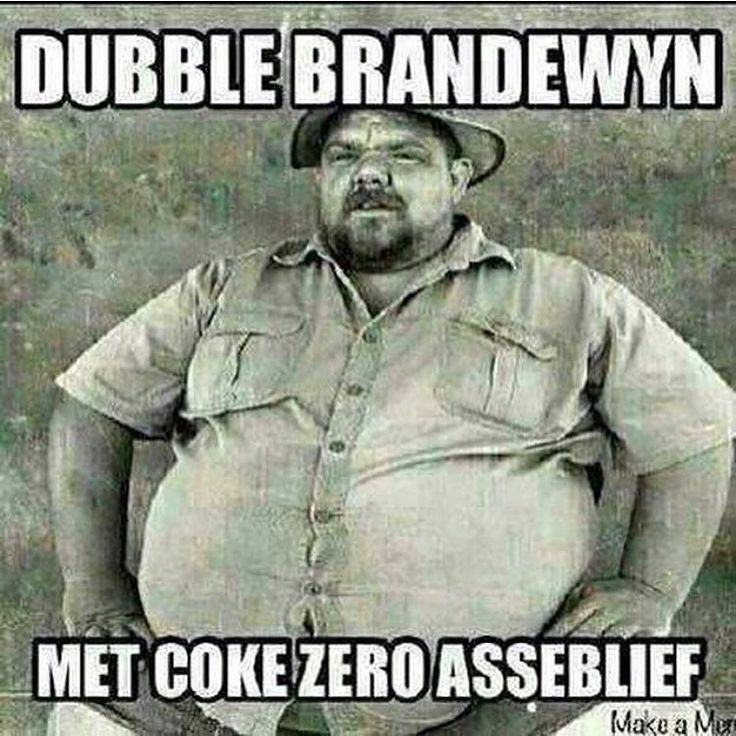 Double brandy with coke zero please! #brandewynhetniebriekenie #afrikaans #southafrica - Enjoy the Shit South Africans Say! #CapeTown #africa #comedy #humor #braai #afrikaans