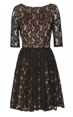 Rachel Zoe - Amanda Lace Dress @girlmeetsdress Raises £2.45 for your charity, at no extra cost with Give as you Live
