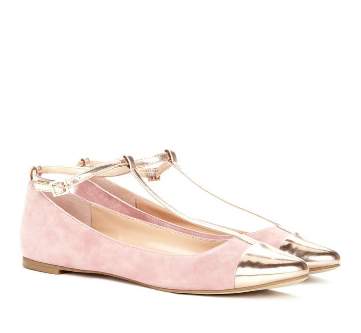 Sole Society Fabulous Flats - T-strap flats - Addy  But not velvet