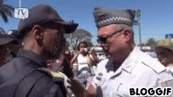 GCM NEWS BRASIL: OFICIAIS das POLÍCIAS MILITARES ESTADUAIS inconfor...