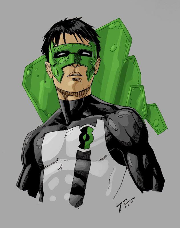 Kyle Rayner, Green Lantern - Travis Earls