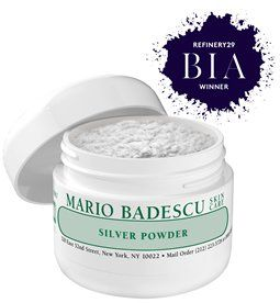 Silver Powder: For excessive, stubborn blackheads, this oil absorbent powder will help to unclog congested pores. Prevents blackheads and promotes a healthier complexion. You will see a remarkable difference after one application.