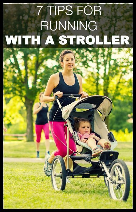 It Can Be Done! 7 Tips for Distance Running with a Stroller