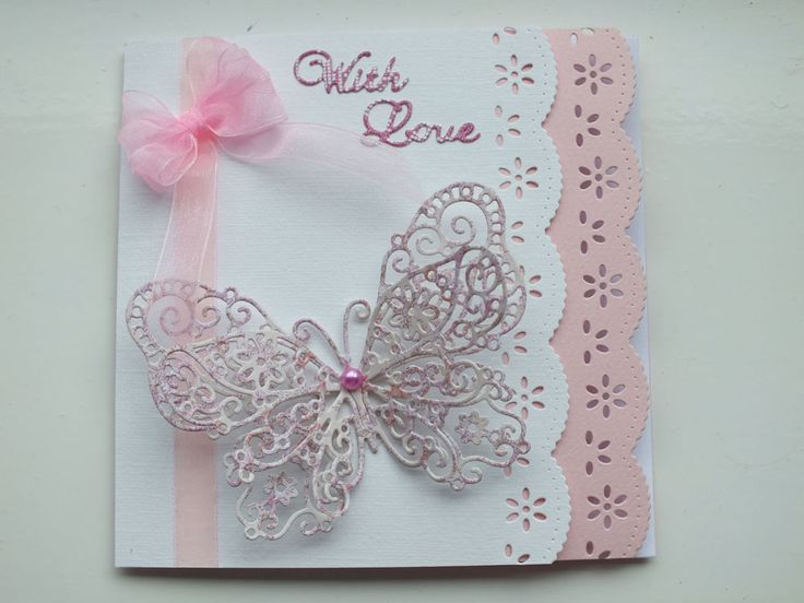Lace Card Making Ideas Part - 31: Virginia Willoughby Www.tatteredlace.co.uk. VirginiaTattered Lace CardsHeart  ...