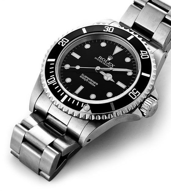 Valet. > Style > Profiles & Features > Anatomy of a Classic: The Rolex Submariner