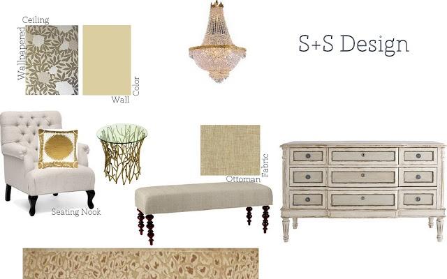 sadie + stella: A romantic master bedroom retreat