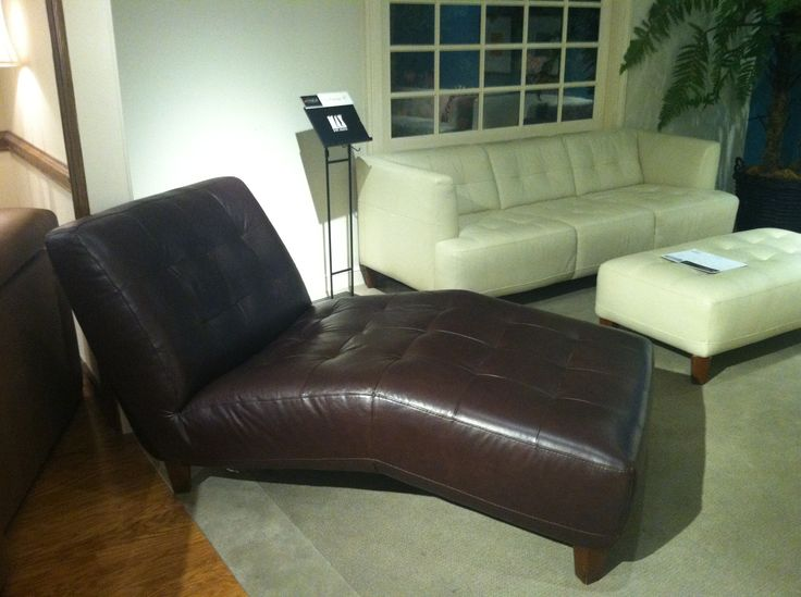 Brown Leather Chaise Lounge Macy s Furniture