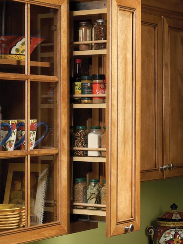 spice racks for kitchen cabinets 17 best images about bertch cabinets on denver 26520