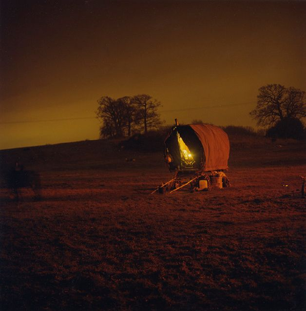 The New Gypsies - Iain McKell